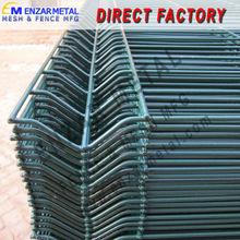 China de fábrica de alimentación de alta calidad Triangular Bending Valla de alambre