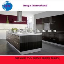 Nuevos armarios de cocina personalizados de alta calidad 2014