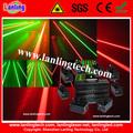 8 jefes RG visillo móvil láser de iluminación del laser DJ