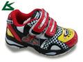 hebilla de correa de deporte zapatos para niño