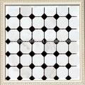Mosaico de mármol de color blanco carrara natural a precio de fábrica 2014
