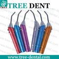 Suministro dental: tm-113 multicolor de aire dental de agua jeringuilla 3 triple jeringa camino pieza de mano