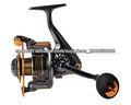 Alta calidad 2013 del nuevo CNC carrete de pesca de spinning