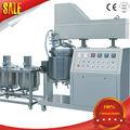 máquina mezcladora de emulsión al vacio, máquina de emulsión homogeneizadora para laboratorio e industria