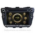Nuevo modelo! Venta al por mayor lsqstar gps del coche para kia sorento 2013 con bt, gps y wifi