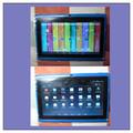 tablet pc y el tipo de pantalla capacitiva de la pantalla táctil de tipo más barato de tablet