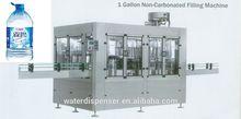 Máquina de 500BPH a 2000BPH psra el llenado de agua embotellada de 5L