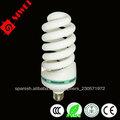 T4 lámpara ahorro de energía espiral llena 20W