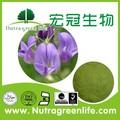 De alta calidad de la alfalfa medicago sativa extracto de tlc 10:1 grado farmacéutico negotiabl precio