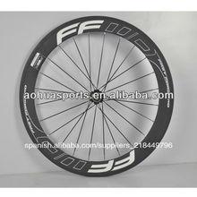 Zipp 700c ruedas de carbono 3k 12k ud para bicicleta de carretera 20/24 agujeros de ruedas de carbono tubular 60mm