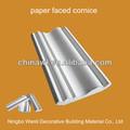 papier de gypse corniche corniche de plâtre au plafond