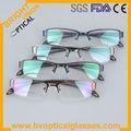 Del acetato marcos ópticos gafas(2109)
