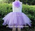 hermosa handmad tutu vestido de tul suave y esponjosa tutu faldas para las niñas y