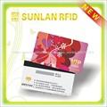 fm08 tarjetas de plástico con banda magnética