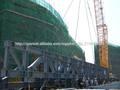El taller de prefab, la estructura de acero de construcción, prefabricados de acero galpón
