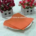 servilletas de papel desechable para restaurantes
