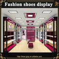 de exposição rack acessórios da sapata equipamento para loja de sapatos