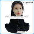 plus populare et belle avec rinhstone hijab musulman