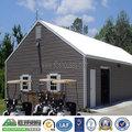 Estrutura metálica pré-fabricada agricultura equipamentos de construção do armazém