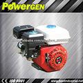 Powergen solo cilindro 4 tiempos refrigerado por aire 5.5hp pequeño motor de gasolina