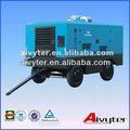 Syd-14.5/10 libre de aceite del compresor de paleta rotativa de tornillo compresor de aire compresor de aire móviles