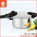 olla de presión de seguridad adaptado a gas y horno, cocina de inducción