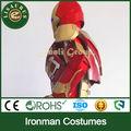Lisaurus-R Fantasia trajes de iron man