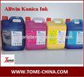 Konica disolvente de impresión flex( 14/42pl) de tinta