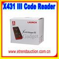2014 iii profesional original de lanzamiento x431 diagun 3 coche escáner de diagnóstico, x-431 de actualización diagun onlin