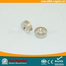 china personalizados imanes del anillo para la venta