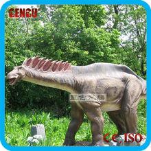 Museo del dinosaurio dinosaurio de equipo