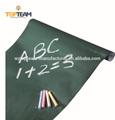Pp auto- adhesivo paredpizarra etiqueta de papel, la escuela auto- adhesivo pizarra etiqueta de la pared de papel