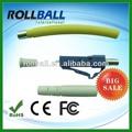 apc lc de fibra óptica conector