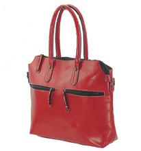 moda rojo del bolso de la PU / cuero de alta calidad para las mujeres