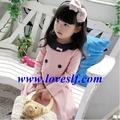 2014 loveslf grande de los niños abrigos suéter