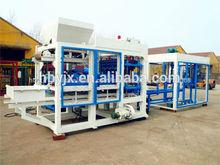 Automático hidráulico de la máquina de ladrillo qtj10-15