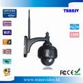 el precio de fábrica de ancho ángulo de la cámara de vigilancia ip de gsm de vigilancia de la cámara