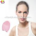 Profunda del poro de limpieza eléctrica cara cepillo de limpieza/facial cepillo de masaje
