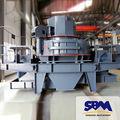 SBM producción de arena con funcionamiento estable