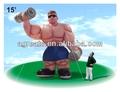 2014 nuevo estilo inflable muscular del hombre sobre la venta s2023