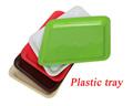 Bandeja De Plástico Do Restaurante