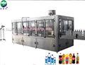 Enjuagadora/ llenadora / taponadora de botellas para liquidos