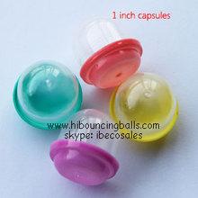 chino de plástico vacío cápsula juguetes del fabricante