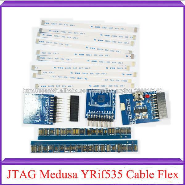 JTAG para Medusa YRIFF 35 CABLE