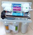 Debajo del fregadero 5/6/7 etapas filtro de agua magnética
