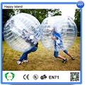 Amazing de alta calidad de pvc/inflable tpu parachoques buddy bola, la bola de parachoques inflable