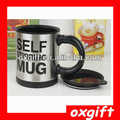Oxgift agitación automática taza de café/taza eléctrica/taza creativo