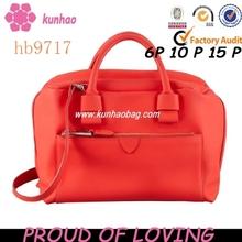 rojo bolsa de bolsa