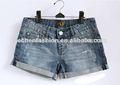 pantalones vaqueros estilo americano sexy pantalones ajustados de las niñas pantalones vaqueros ajustados pantalones cortos