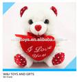 día de san valentín juguetes de felpa oso para el amor
